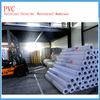 pvc strong waterproofing materials for concrete roof