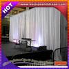 ESI cheap Party decoration/stage backdrop drape/dancing pole portable pole