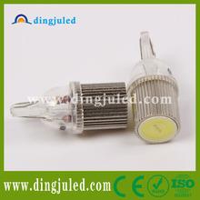 Car accessory 12v automotive led light t10 led