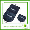 Easy carry non woven folding travel garment bag