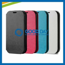 FLY IQ454 EVO Tech 1 Case,High Grade Crystal Skin Wallet Leather Original Cover Phone Factory Wholesale