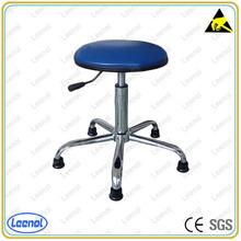 LN-4110CL Antistatic PU round lab Chair