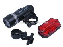 KINGCAT Power Beam All-purpose LED Head Light Warning Bike Light Kit