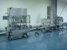 Automatic Anti freeze Liquid Bottling Machine Automatic Anti freeze Liquid Bottling Machine