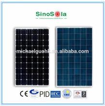1000Watt Solar Panel/4*250Watt High Peformance PV Modules