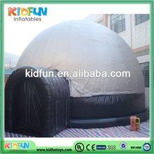 Fashion unique 2012 white inflatable dome tent