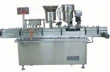 juice washing/filling/capping machine