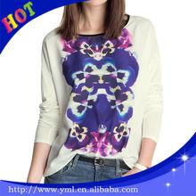 Hot cvc cotton t-shirts fob price
