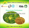 100% Natural high quality anti-pression Hypericin 0.3%/ hypericum perforatum/Hyperforin/st johns wort
