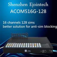 2014 Ejointech voip telephones 16 channels 128 sims voip gsm gateway big button voip phone