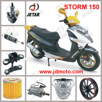 STORM 150 wholesale motorcycle and scooter spare parts from China