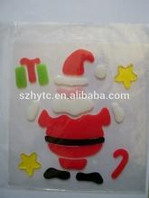 Get Partying, get Celebrating Window gel stickers