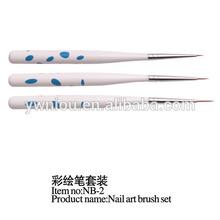 NB-2 acrylic paint pen excellent gel brushes