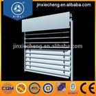 6061 or 6063 t3-t8 aluminum german window shutters