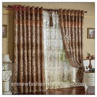 Palais Grommet-Top Curtain Panel ,Paisley Window Panel, Nest gauze curtains