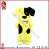 ICTI SEDEX Hot Selling Soft Yellow Plush Bottle Cover