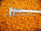 Fresh IQF/Frozen pumpkin diced 2014 new crop ,best price of frozen pumpkin
