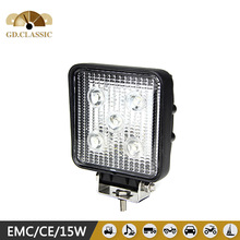 "12 Months Warranty 10-30V 4"" 15W LED Work Light for Mustang"