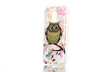 New Cartoon Shining Powder Owl Cell Phone Case For Samsung galaxy S5 Mini From Alibaba China