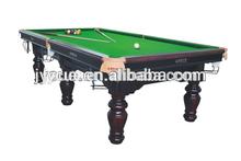 High quality international snooker table for belgium flag shamballa bracelet