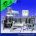 Rhj-c medicado skin creme de emulsão do vácuo da máquina