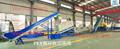 china manufatura profissional de garrafa pet máquina de reciclagem de preço