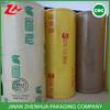 plastic roll self adhesive super clear pvc transparent film