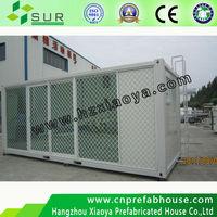 beautiful /modular/liquid portable toilet container house
