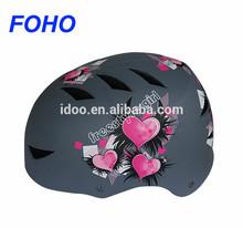 Scooter Roller Inline Skate Skateboard BMX Bike Helmet for Spice Girl