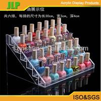wholesale acrylic nails polish display rack /nail polish holder cosmetic stand