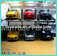 Mutrade Hydro-Park 1127 parking lift 2 post car lift dimensions
