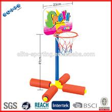 water usable plastic basketball stand set portable basketball hoop stand for kids