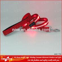 2014Hot Sale customized nylon leash dog training