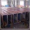 STANDARD SIZE OF RECTANGULAR STEEL TUBE GALS
