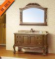 2rc-td-1085 estilo europeo cuarto de baño de la vanidad y las imágenes de los gabinetes