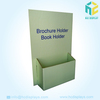 custom cardboard brochure holders Counter Display Brochure Holder