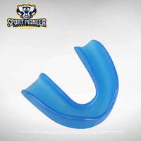 Blue Mouthguard Blue Mouthpiece Fusion Convertible Mouth Guard