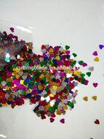 Heart shape Sequins , Intelligent DIY toys, creative DIY toys