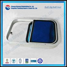Marine Code F Aluminum Sliding Windows