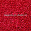 A8819 100% pp cut pile red carpet runners for stairs