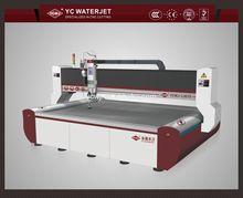 CNC waterjet cutting table , CNC cutting machine , glass/marble/granite/stone cutting machine