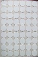 Adhesivo tornillo agujero etiqueta engomada