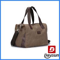 Fashionable canvas bags travel bag travel luggage bag