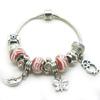 alibaba italia high quality china murano bracelets & bead landing vners.BC407