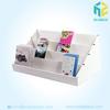 cardboard counter pdq display cardboard brochure holders or hanging brochure holder