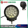 PAIR 7INCH 90W CREE LED DRIVING WORK LIGHTS SPOT OFFROAD 4WD REPLACE HID & BAR
