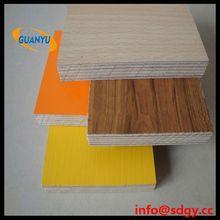 walnut faced plywood