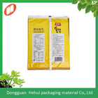 top selling back/center sealed coffee bag for wholesales