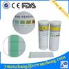 visual urine test diabetic strips 1V GP