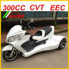NEW EEC 300CC TRIKE SCOOTER CVT (HB-301)